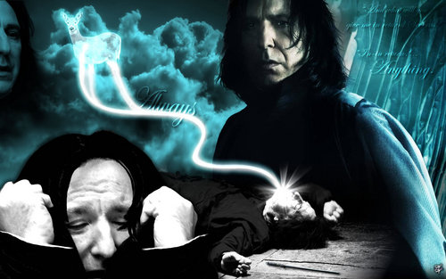 Snape DH background