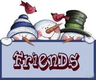 Snowman Những người bạn