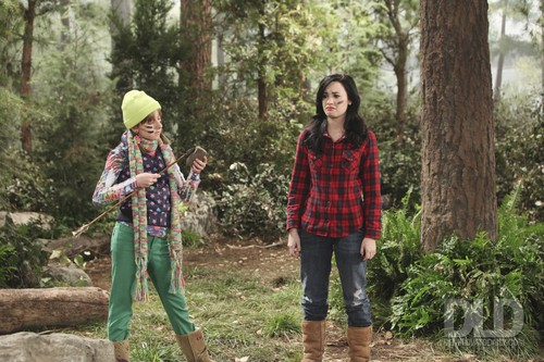 Sonny With a Chance - 2x06 The Legend of Süßigkeiten Face Stills
