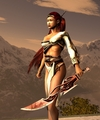 Sunrise - heavenly-sword fan art