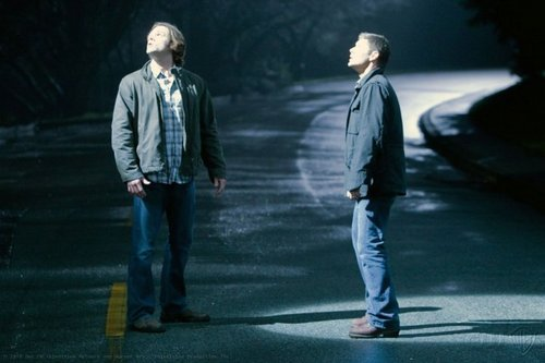 Supernatural - 5.16 - Dark Side of The Moon Promotional foto-foto