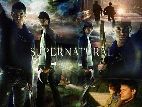Supernatural- J2