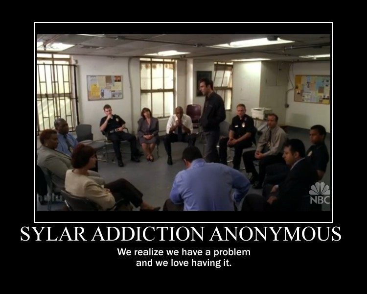 Sylar Addiction Anonymous