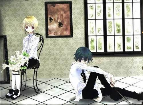 Tadase and Ikuto