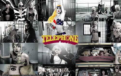 Telephone वॉलपेपर