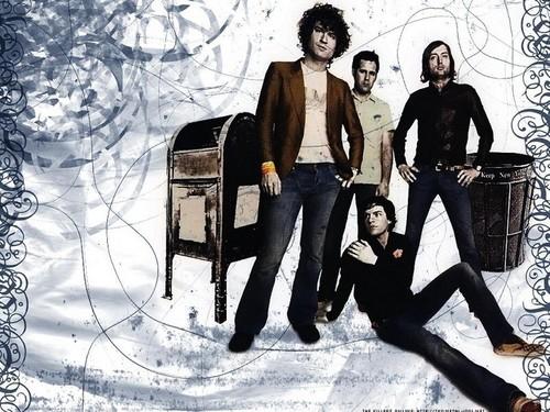 The Killers দেওয়ালপত্র