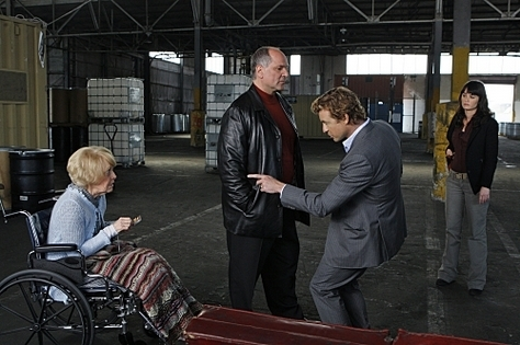 The Mentalist - Episode 2.19 - Blood Money -Promotional mga litrato