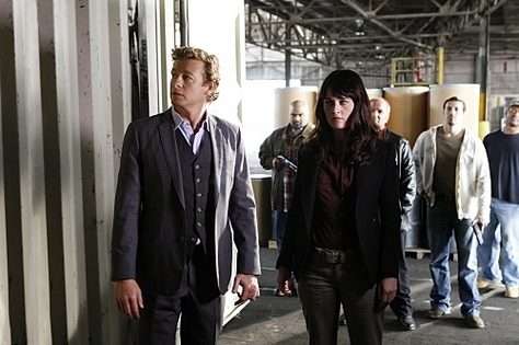 The Mentalist - Episode 2.19 - Blood Money -Promotional photos