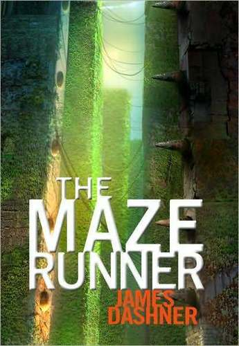 The book cover - the-maze-runner Photo