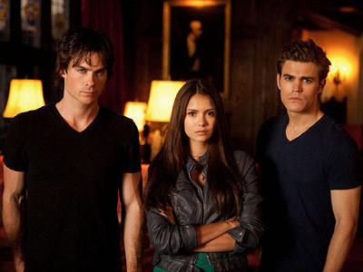 Vampire Diaries – Fernsehserie Hintergrund entitled The vampire diaries