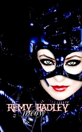 Thirteen 'Catwoman'