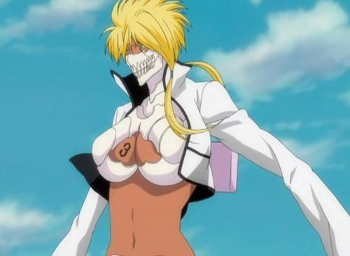 anime ya Bleach karatasi la kupamba ukuta called Tia Harribel-The Third Espada