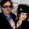 Helena Bonham Carter/Tim Burton photo entitled Tim&Helena