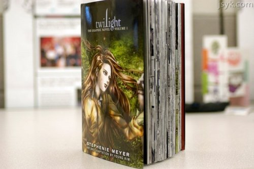 Twilight the graphic novel volume I