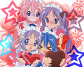 Valentine Days! - lucky-star wallpaper
