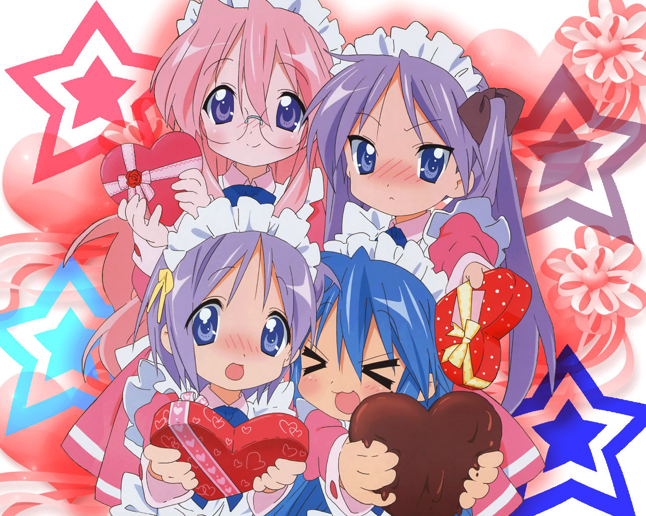 Valentine Days Lucky Star Wallpaper 10916610 Fanpop