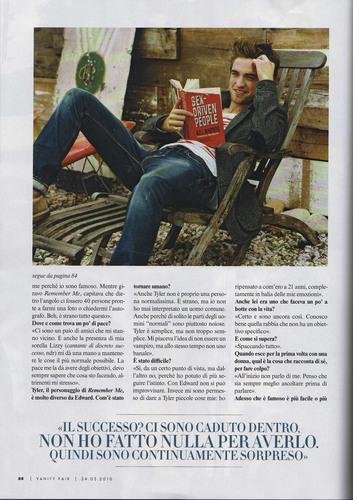 Vanity Fair: Italy Magazine