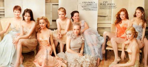 Vanity Fair Magazine - March 2010