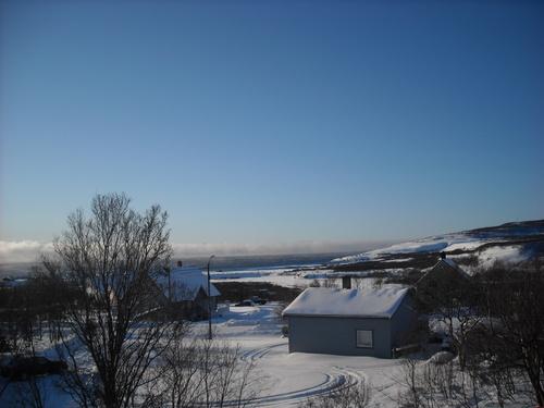 Vestre Jakobselv (Kristine's hometown)