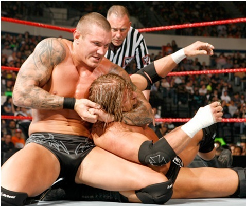 wwe RAW 15th of March 2010