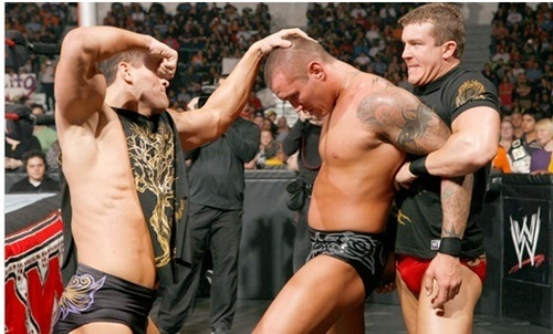 WWE Raw 15th of Mrch 2010