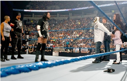 डब्ल्यू डब्ल्यू ई Smackdown 12th of March 2010