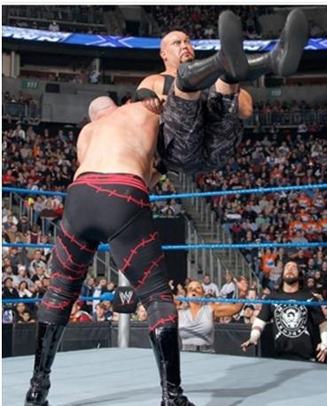 CM Punk, Kane & Luke Gallows