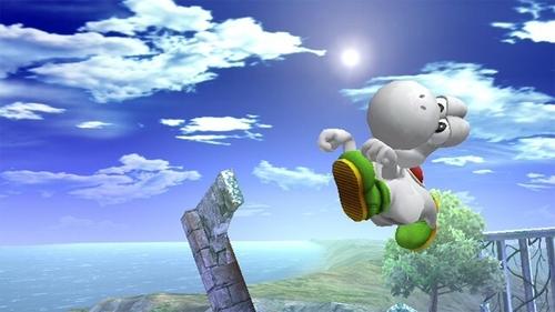 White Yoshi ^_^