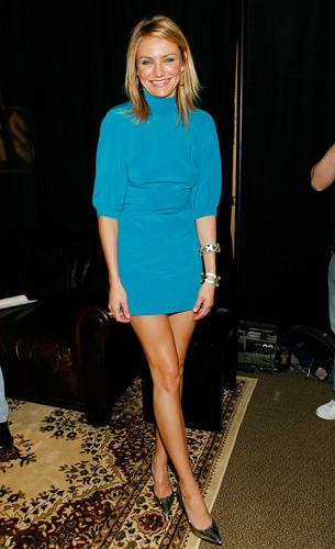 a blue babe
