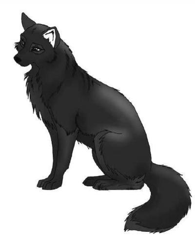 animé loups