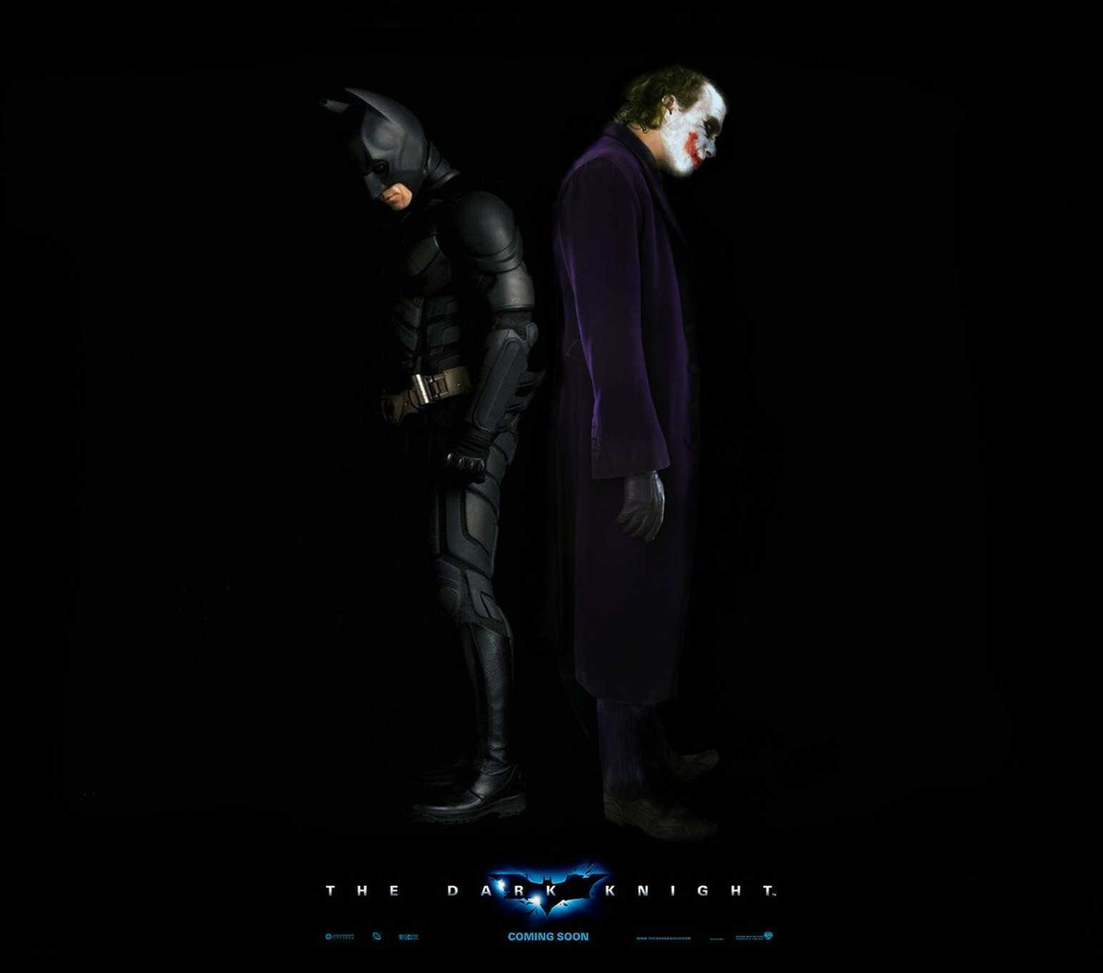 The Dark Knight Images Batman Joker Hd Wallpaper And Background