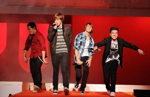 big time rush wallpaper entitled first performance