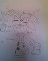 i draw sonadow  - sonadow photo