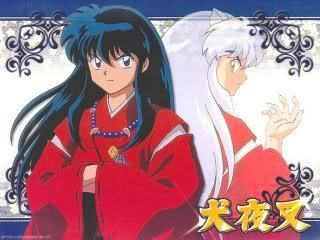 inuyasha&Half human wallpaper