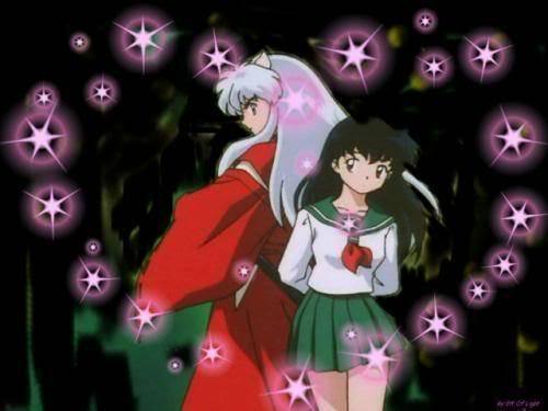 inuyasha and kagome in love - inuyasha-and-kagome Photo