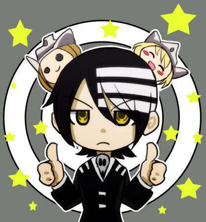 Soul Eater kid kun