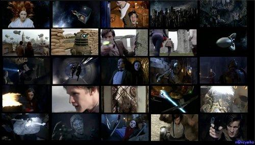 screencaps new trailer Doctor Who