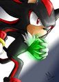 shadows emerald - shadow-the-hedgehog photo