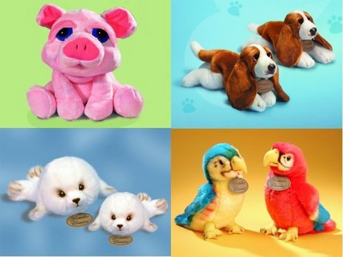 stuff animal toy