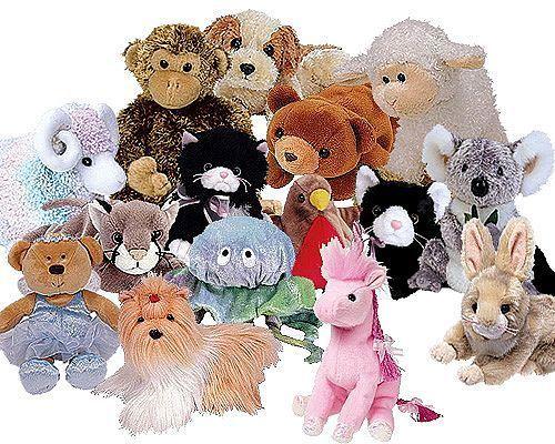 soft toys background - photo #37