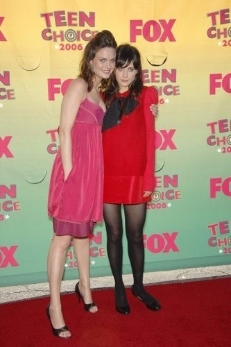 Zooey Deschanel images the sisters wallpaper and background photos (10922815)