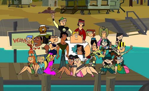 total drama 潮流粉丝俱乐部 spot 2 just 评论 if 你 want to be in the 下一个 one,and say which character