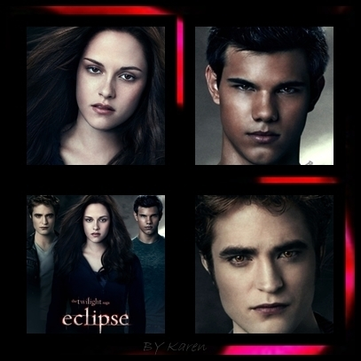 Twilight Series achtergrond entitled *ECLIPSE*