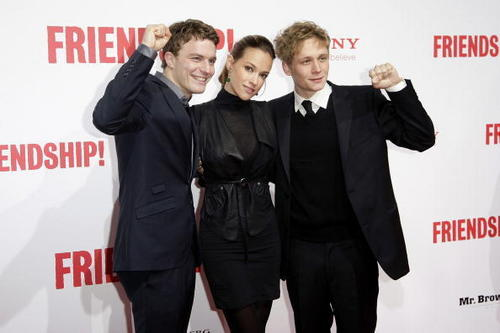 'Friendship' Premiere in Berlin 2010
