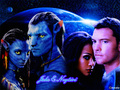 *Jake & Neytiri* - avatar wallpaper
