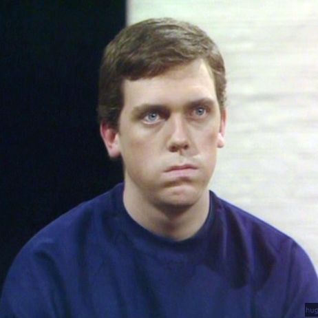 hugh laurie young. 22 years old - Hugh Laurie