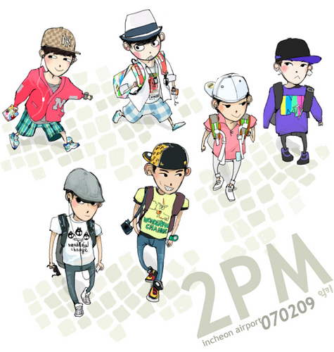 2pm images 2pm HD wallpaper and background photos 11057450