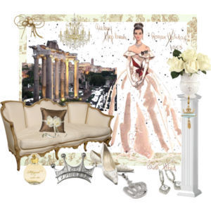 Classic Movies wallpaper entitled A Portrait Of Audrey Hepburn In Roman Holiday