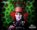 Alice in Wonderland - alice-in-wonderland-2010 wallpaper