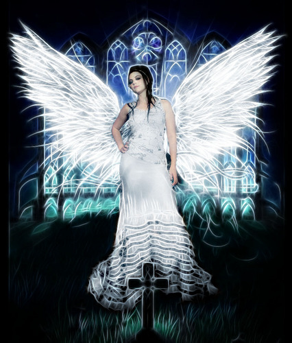 Amy Lee an Angel